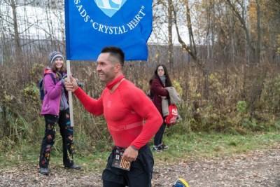 Волонтёры на зимнем ультра марафоне призовут обратить внимание на опасные аритмии у детей и подростков