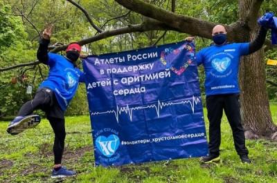 Атлеты-волонтёры готовы донести из Думы до Кремля закон, чтобы спасти детей от внезапной остановки сердца